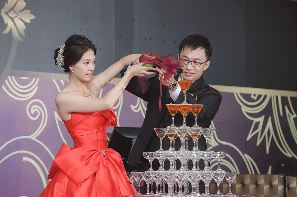 婚禮攝影-台南情定婚宴城堡永康館-50