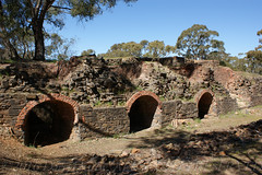 Ruins at North British mine site - Maldon, Vic. (darrylkirby) Tags: sonydslr