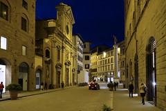 Florenz bei Nacht015 (Roman72) Tags: italien architecture stadt architektur firenze nightshots oldcity ville florenz nachtaufnahmen