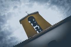 Kerktoren (v_rijswijk) Tags: street urban church streetphotography ibiza kerk urbanphotography urbanstreets