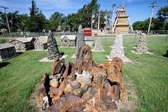 Miller's Park (kellyludwig) Tags: sculpture stone folkart roadtrip kansas efs1022mmf3545usm folkartenvironments