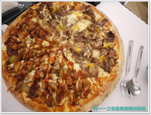 台中一中美食懷特朵兒義大利麵焗烤披薩聚餐image031