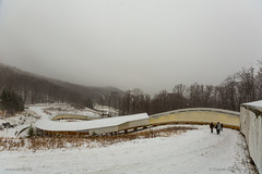 VIES0571.jpg (daniel523) Tags: fog canon track action snowing newyorkstate worldcup wintersport luge lakeplacid actionphotography snowshowers olympiccomplex sportphotography