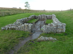 Temple of Mithras, Brocolitia ( Claire ) Tags: temple roman fort altar northumberland mithras romantemple mithraeum templeofmithras brocolitia vicus carrawburgh