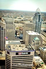 Cincinnati (crystals pics) Tags: city ohio skyline cincinnati cityskyline carewtower cincinnatiohio