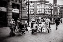 Ritratti (-dow-) Tags: street portraits fuji faces milano ritratti facce viamercanti xe1 xf1855mm