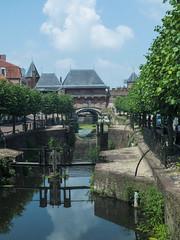 koppelpoort , amersfoort [explored] (carol_malky) Tags: amersfoort koppelpoort explored medievalgate