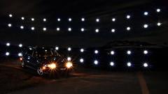 Volvo V40 T4 (meier_elias) Tags: auto car volvo inch f14 flash olympus pilatus setup 20mm e3 blitz 154 t4 iso320 v40 strobist 60sec