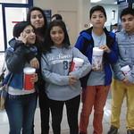 Escuela Aurora de Chile aporta a la Teletón