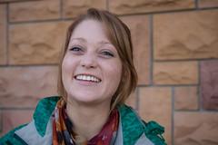 Stranger 19 of 100: Taylor (bflinch1) Tags: smile portraits happy strangers stranger relaxed naturallightportrait