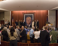 "Gerald R. Ford Commemorative Stamp Unveiling Ceremony • <a style=""font-size:0.8em;"" href=""http://www.flickr.com/photos/55149102@N08/15803288910/"" target=""_blank"">View on Flickr</a>"