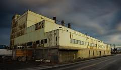 Industrial history (Traylor Photography) Tags: winter history abandoned alaska nikon industrial salmon anchorage eyesore