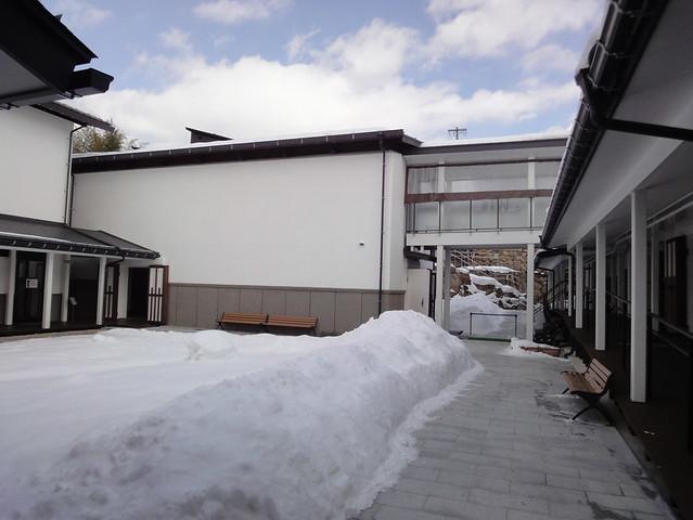飛騨高山まちの博物館は博物館ですが、ちょっとした休憩所の役。|飛騨高山まちの博物館