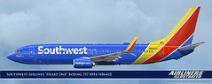 Southwest Airlines Heart One Boeing 737-8H4 N8642E (AirlinersIllustrated.com) Tags: travel southwest color colour art illustration plane painting print poster airplane one design flying artwork paint view heart drawing aircraft aviation side jets nick profile transport flight jet aeroplane civil commercial airline posters prints illustrator decal boeing fleet scheme flugzeug commission decals pilot knapp airliners 737 aviação aircrafts jetliner livery flugzeuge jetliners commissions 7378h4 pilotlife n8642e airlinersillustratedcom airlinersillustrated