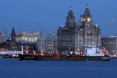 Ships of the Mersey - Stolt Cormorant (sab89) Tags: ferry port liverpool docks buildings ship ships terminal birkenhead oil cormorant tug 12 shipping quays tugs mersey tanker chemical wallasey wirral stolt seaforth