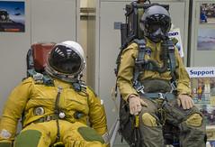 SR-71/ER-2 vs. F-22 Flight Suits
