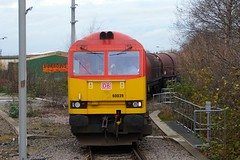 60039 18.12.2014 (Andys Trains) Tags: diesel db coco class60 60039 dbschenker
