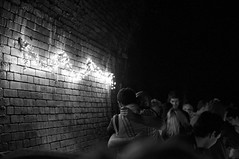 DSC_5729 (mustafakafka) Tags: party house brick wall poser drum bass glasgow smoke railway tunnel fairy jungle techno disused ecstasy posture slime dnb
