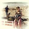 (Artypixall) Tags: california woman baby pier sandiego pacificocean oceanbeach breastfeeding streetvendor