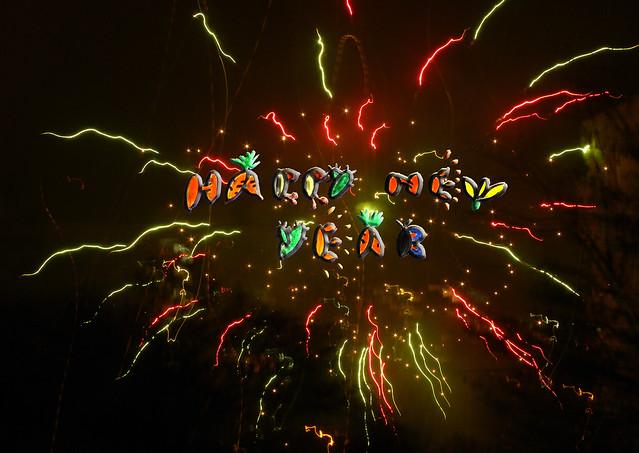 Happy New Year 2015! / La mulţi ani! / Feliz Ano Novo! / Bonne Année! / С Новым Годом! / Feliz Año Nuevo 2015! / Glückliches Neues Jahr! / Buon Anno!