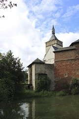 Kasteel van Horst - Holsbeek (Kristel Van Loock) Tags: castle belgium belgique belgi chateau castello belgica flanders kasteel belgien belgio vlaanderen flandre kasteelvanhorst sintpietersrode vlaamsbrabant holsbeek fiandre flemishbrabant