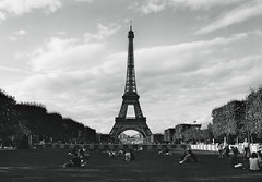 Eiffel Tower | Mamiya 645