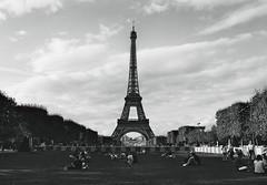 Eiffel Tower | Mamiya 645