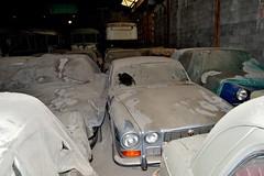 jaguar XJ6 4.2 (riccardo nassisi) Tags: auto car truck rust rusty collection camion scrapyard wreck piacenza collezione ruggine relitto politi abbandoned epave abbandonata demolitore