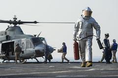 141216-N-CU914-198 (SurfaceWarriors) Tags: sea island exercise hawk flight navy lenny lsd deck lacrosse platforms harrier makin certification comstock av8b certex mh60 hooyah usscomstocklsd45 lsd45