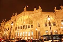 Gare du Nord, Paris (katsuhiro7110) Tags: paris montmartre garedelest latoureiffel galerieslafayette garedunord printemps placedelaconcorde hteldeville musedulouvre pompidoucentre cathdralenotredamedeparis opranationaldeparis glisedelamadeleine arcdetriomphedeltoile lavenuedeschampslysesrouedeparis marchdenolsurleschampselyses glisesainteustach parisledefrancegaredunord