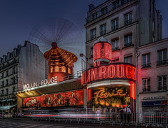 Paris, Moulin Rouge