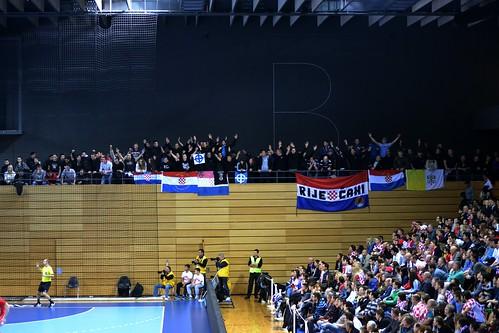 Hrvatska - Srbija (10.01.2015)