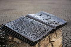 20150111-DSC_0043.jpg (campino2010) Tags: statue bronze buch 50mm nikon god jesus read holy bibel marktplatz geschichte historisch peine brinze