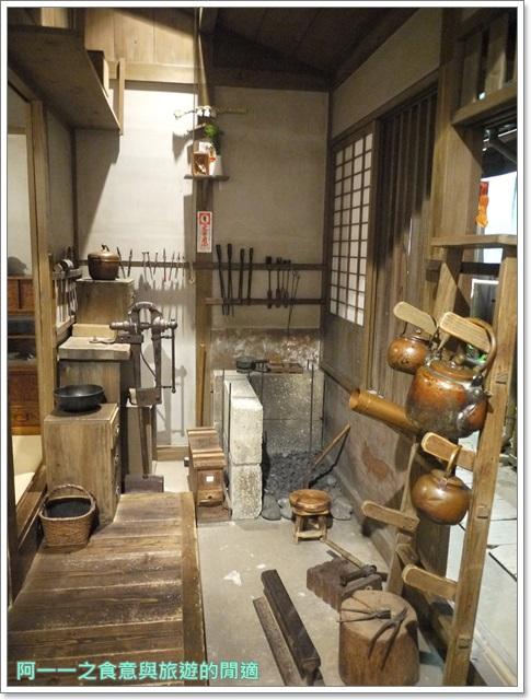 東京自助旅遊上野公園不忍池下町風俗資料館image071