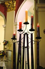 Advent Candles (3)