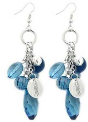 Glimpse of Malibu Blue Earrings P5712-5