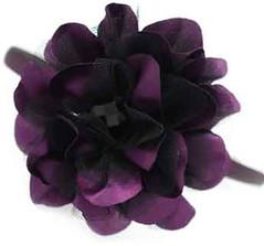 Glimpse of Malibu Purple Headband K1 P6510-3