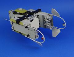 AVISPA IP-NU3V3 (02) (F@bz) Tags: sf lego space spaceship fi sci moc starfighter