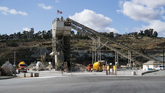 _DSC9051 (exceptionaleye) Tags: industry sandiego availablelight sony streetphotography southerncalifornia quarry gravel cementtruck cementtrucks a6000 sonya6000