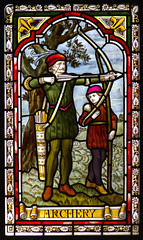Archery (Kev Gregory (General)) Tags: world old windows red two building london college home glass sport century hospital garden joseph bedford hall war estate cross swiss clayton victorian engineering style grade lancashire stained architect henry ii lincoln second theme mansion archery gregory warden sir sporting kev shuttleworth samuel merchant firm 3rd services 17th baron agricultural listed airmen clutton jacobean auxiliary ashlar gawthorpe convalescent ongley