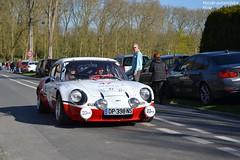 CG 1200S 1971 (Monde-Auto) Tags: auto france cg automobile course blanche coup 1200s comptition
