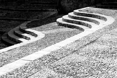 curves (m-blacks) Tags: street urban blackandwhite bw france contrast spring stair shadows village curves steps ctedazur paysage francia provenza mentone mercantour sospel diagonals sospl