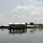 Floating houses on River Kwai thumbnail