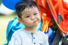 302311073 (Mommy Mundo) Tags: china park boy summer baby man hot tree cute male guy green eye nature smile face grass childhood landscape asian happy japanese kid toddler funny asia child natural little outdoor expression small chinese young adorable babe korean impatient sweat lovely frown facial taiwanese annoying irritated sulk incite scrunching