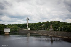 La Gileppe (Batillosk) Tags: belgium belgique dam barrage wallonie provincedeliege lagileppe