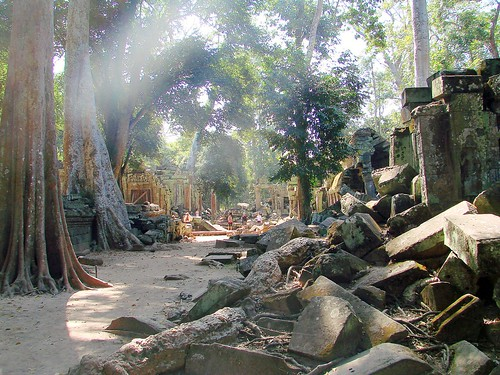 angkor - cambodge 2007 19