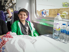 IMG_20160603_142903-1 (Nimbus20) Tags: travel holiday sunshine train scotland highlands edinburgh diesel first steam oban fortwilliam caledonian