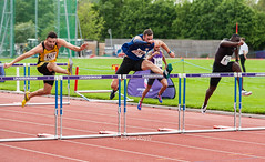 DSC_1994 (Adrian Royle) Tags: people field sport athletics jump jumping nikon track action stadium running run runners athletes sprint throw loughborough throwing loughboroughuniversity loughboroughsport