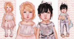 We Were Born To Be Real, Not Perfect (Maggie0294) Tags: life baby moon cute blog kid toddler mesh dream adorable doe sl secondlife blogging second yumyum quirky muriel td bunbun tiptoes ninetynine uglyduckling hellobeautiful colormecute larahurley luxebox toddleedoo thekawaiiproject