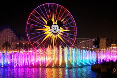 World of Color in DCA (GMLSKIS) Tags: disney california amusementpark anaheim dca disneycaliforniaadventure worldofcolor woc